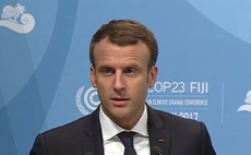 Global Briefing: Macron warns coronavirus shows it is 'wake-up time' for climate risks