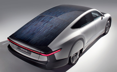 The solar-powered EV is set for launch later in 2021 | Credit: Bridgestone/Lightyear