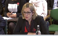 What Amber Rudd did next: Former Home Secretary joins The Climate Group