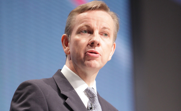 Michael Gove: 'I'm an environmentalist but a lot of the time I didn't realise it'