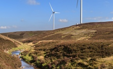 Scotland doubles wind power output over 'astonishing' June