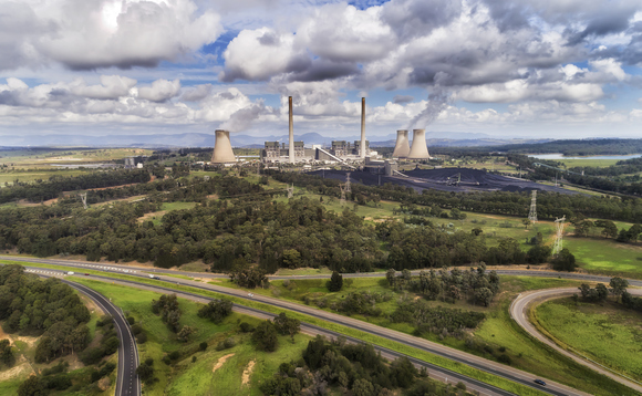 The Bayswater coal power plant in the Australian Upper Hunter Valley | Credit: Zetter