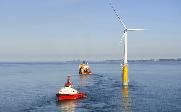 Statoil is one of the leading players in the Hywind floating offshore wind farm project