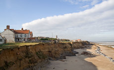 Crumbling coastlines: 520,000 coastal homes and business at risk of seaside flooding
