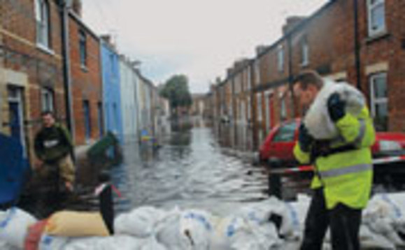Rush to build new homes will increase flooding, experts warn