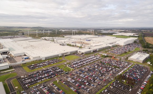 Nissan's Sunderland car plant is the largest in the UK | Credit: Nissan
