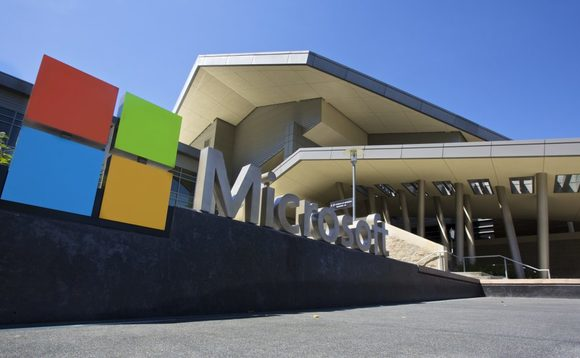 Microsoft uses an internal carbon price to fund decarbonisation projects | Credit: Microsoft