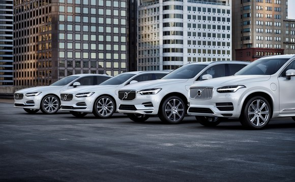 Volvo will launch five new all-electric models between 2019 and 2021