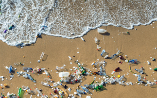Single-use plastic production is expected to soar in the next five years