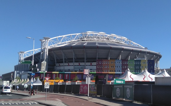Could Amsterdam Arena kick-off a new frontier for battery storage?