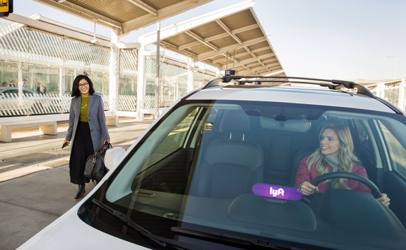 Lyft is the latest to join the EV100 initiative | Credit: Lyft