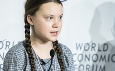 Greta Thunberg helping to influence the career choices of young people? | Credit: World Economic Forum / Mattias Nutt