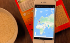 Uncle Ben's dials in augmented reality to reveal rice supply chain