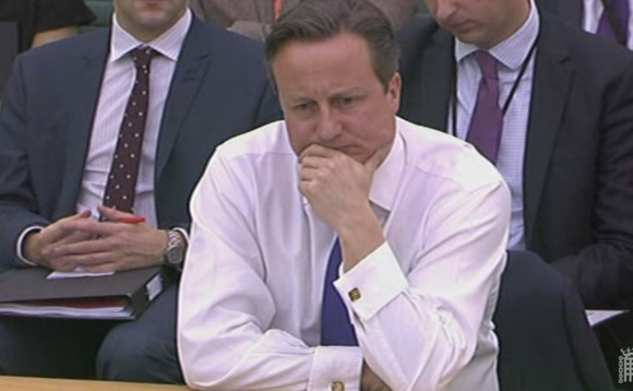 Cameron dismisses climate policy criticism as 'total, utter nonsense'