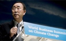 Ban Ki-moon ends hands-on involvement in climate change talks