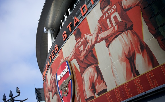 Arsenal's Emirates Stadium will be powered by solar and green gas | Credit: Paul Hudson