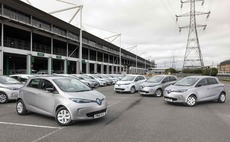 Europcar toasts largest-ever delivery of Renault ZOEs