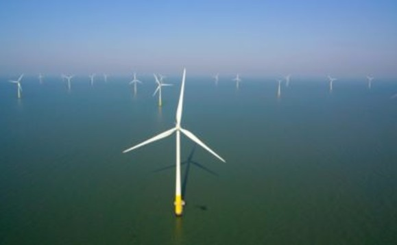 Offshore wind industry offers reassurance £100/MWh cost goal is within reach