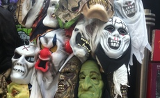 Halloween is a nightmare for textile waste, survey finds