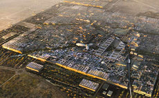 Masdar ditches dream of becoming solar-manufacturing hub