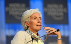 Christine Lagarde hints at green bond push from the ECB