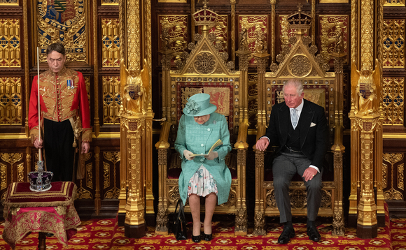 The Queen address Parliament today for the second time this year | Credit: Leon Neal/PA Wire/PA Images