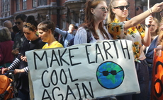One in five voters say environment trumps economy