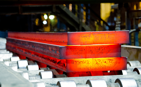 Steel production is responsible for seven per cent of global emissions | Credit: Worldsteel / Robert Kolykhalov