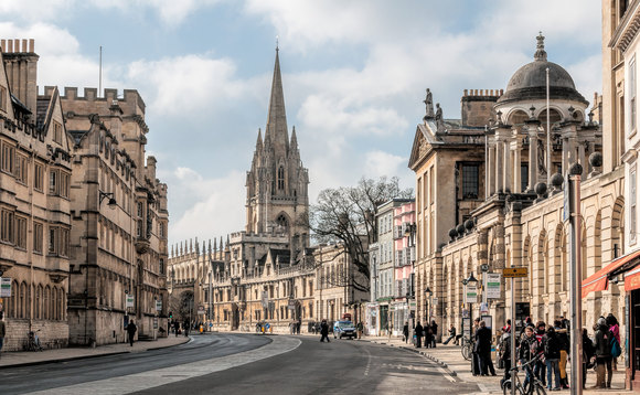 Oxford City Council is to pursue new net zero plans / Credit: David Nicholls