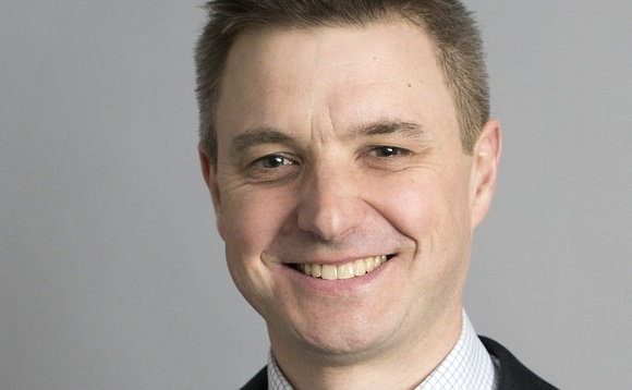 Daniel Johns, head of public affairs at Anglian Water Services Ltd