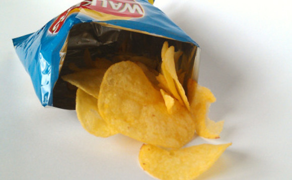 Walkers to recycle crisp packets after postal protest