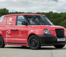EV-mail: Royal Mail boosts zero emission delivery fleet