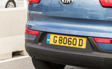 Government reveals plans for 'green number plates'