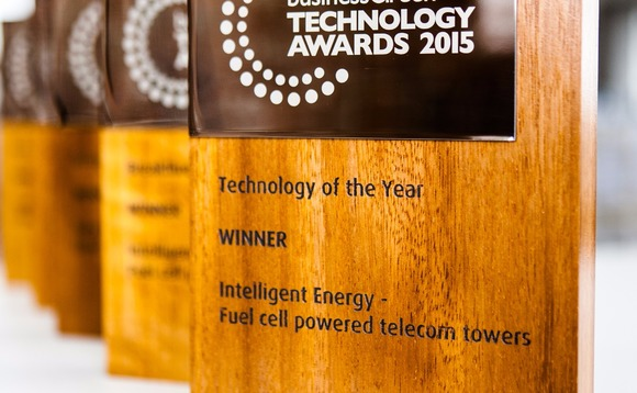 BusinessGreen Technology Awards 2018: Entry deadline today