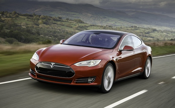 Companies are switching their fleets to electric power to cut emissions | Credit: Tesla