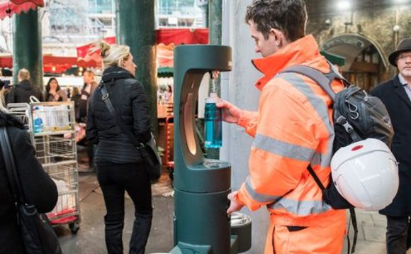 Mayor Sadiq Khan has announced plans to increase the availability of drinking water fountains across the capital in a bid to reduce plastic bottle waste