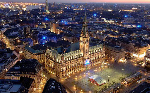 Hamburg is the host of this week's G20 summit