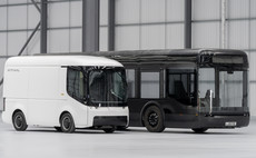 The move will help finance mass production of Arrival's electric bus and van