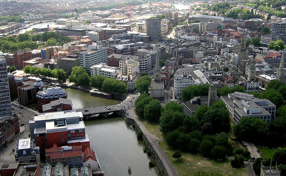 Bristol is set to become first UK city to ban diesel cars from city centre