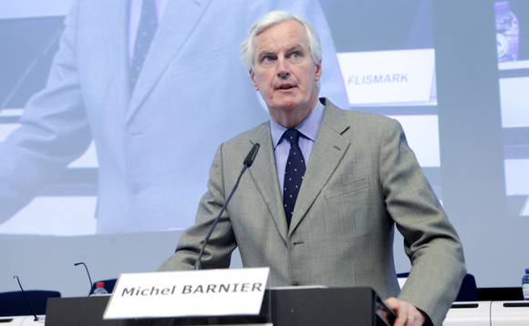 Barnier stresses Brexit means end to 'frictionless' trade with EU