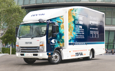Electric van and truck developer Tevva is among the firms to secure funding in the latest APC round | Credit: Tevva
