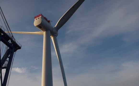 Britain installs first commercial 6MW offshore wind turbine