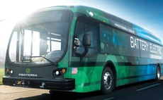 Electric bus pioneer Proterra closes $55m funding round