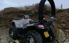 Eco Charger's new lithium-ion battery powered quadbike range | Credit: Eco Charger