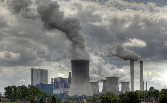 Coal power stations are stalling progress towards a greener energy system