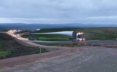 The Crossdykes wind farm is currently under construction in Dumfries and Galloway | Credit: Limejump