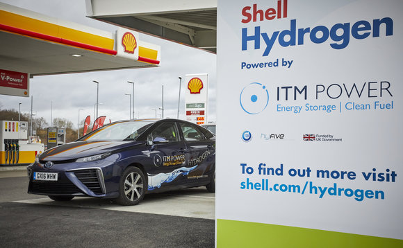 ITM Power supplies a clutch of hydrogen refuelling stations around the UK | Credit: ITM Power