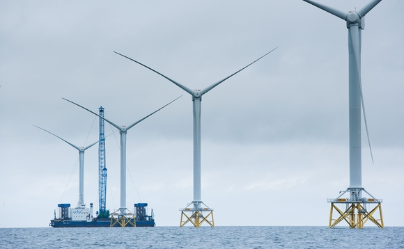 Ormonde offshore wind farm | Credit: Ben Barden Photography Ltd/Vattenfall