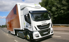 Ocado claims its CNG delivery trucks will help slash the firm's CO2 emissions | Credit: Ocado
