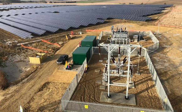 Staughton solar farm